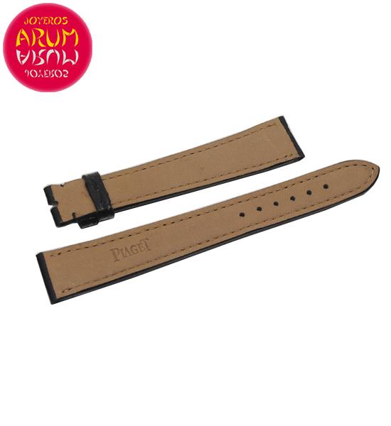 Z Piaget Strap Crocodile Leather 17-14 RAC1401