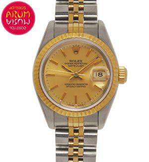 Rolex Datejust Shop Ref. 2111