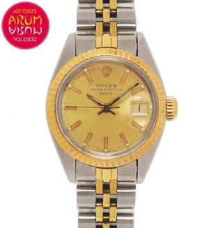 Rolex Date Shop Ref. 2737