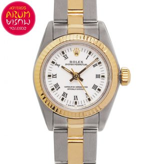 Rolex Oyster Perpetual Shop Ref. 5154/1778