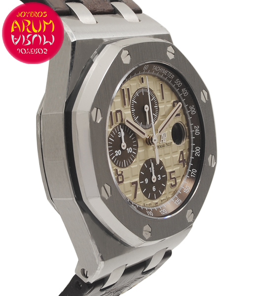 Audemars Piguet Royal Oak Safari Shop Ref. 5174/1798
