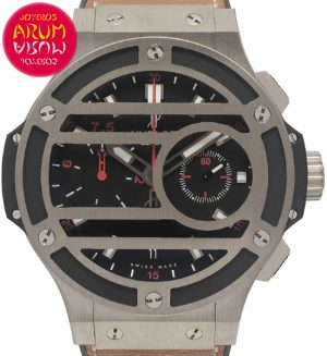 Hublot Big Bang Chukker Shop Ref. 5185/1809