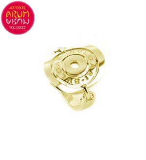 Bulgari Astrale Ring Yellow Gold RAJ1467