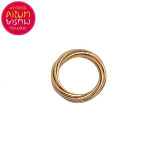 "Cartier Trinity Ring RAJ1448 ""SOLD"""