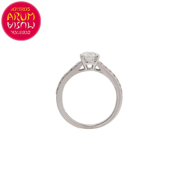Suarez Ring 18K Gold with Diamond 0.70 ct. RAJ1452