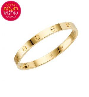 "Cartier Love Bracelet Yellow Gold RAJ1446 ""SOLD"""