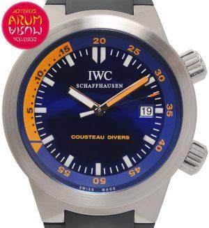 IWC Aquatimer Cousteau Divers Shop Ref. 5140/1764