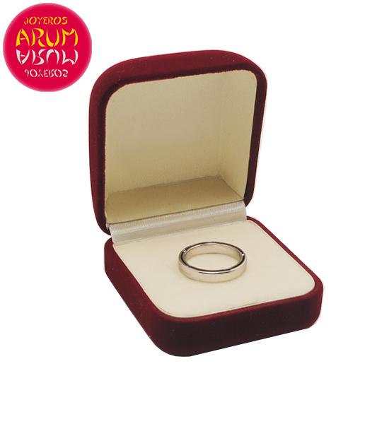 Damiani Ring Platinum Brad Pitt RAJ1469