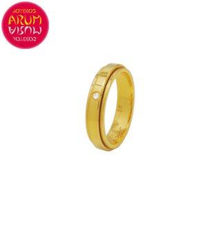 "Piaget Ring Yellow Gold with Diamond RAJ1496 ""SOLD"""