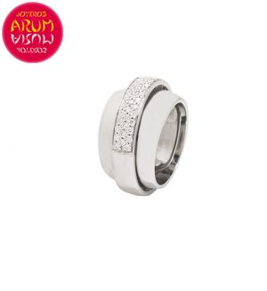 "Piaget Ring White Gold and Diamonds RAJ1495 ""SOLD"""