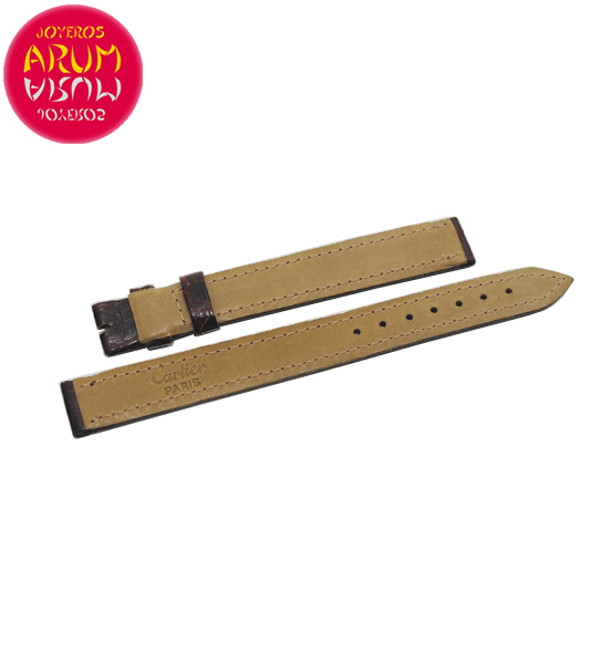 Cartier Strap Crocodile Leather 13-12 RAC1478