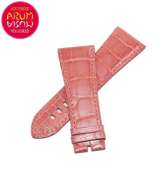 Cartier Calibre Strap Crocodile Leather 29-22 RAC1491