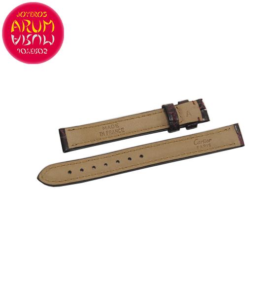 Cartier Strap Crocodile Leather 12-12 RAC1481