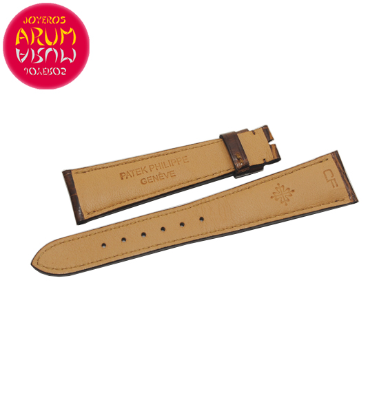 Z Patek Philippe Strap Crocodile Leather 20-14 RAC153