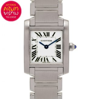 Cartier Tank Francaise Small Shop Ref. 5296/1922