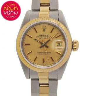 Rolex Datejust Shop Ref. 5271/1897