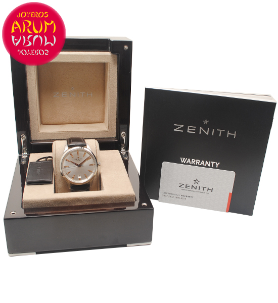 Zenith Elite Shop Ref. 5343/1968