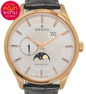 Zenith Elite Captain Shop Ref. 5341/1966