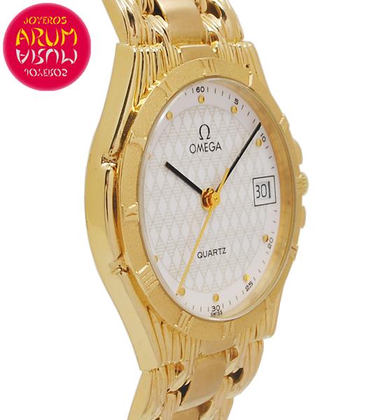 Omega Gold 18K Shop Ref. 5362/1987