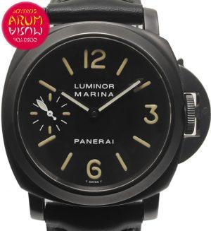 Panerai Luminor Tritium Dial Shop Ref. 5378/2003