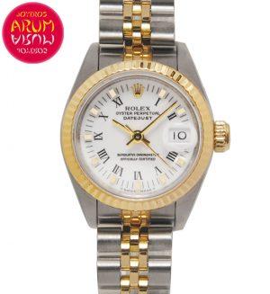 Rolex Datejust Shop Ref. 5254/1878