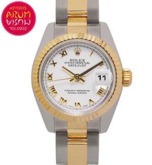 Rolex Datejust Shop Ref. 5344/1969