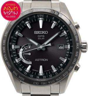 Seiko Astron GPS Solar Shop Ref. 5367/1992
