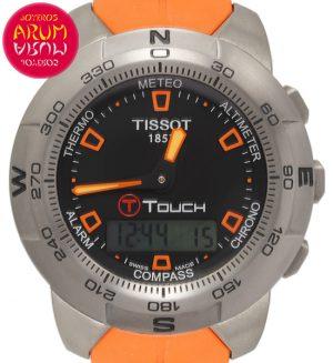 Tissot T-Touch Shop Ref. 5263/1887