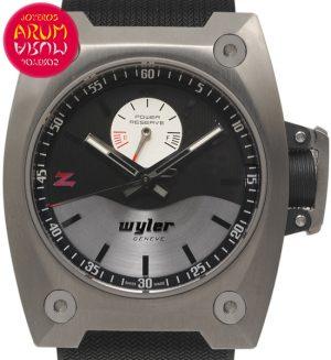 Wyler Zagato Shop Ref. 5372/1997