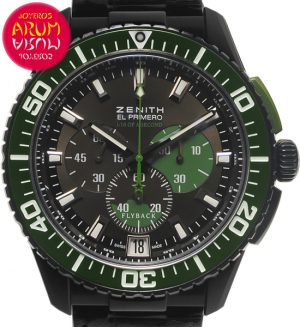 """Zenith Stratos """"El Avila"""" Shop Ref. 5370/1995"""