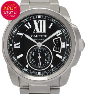 Cartier Calibre Shop Ref. 5409/2034