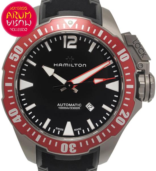 Hamilton Khaki Shop Ref. 5408/2033