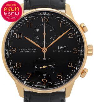 IWC Portuguese Shop Ref. 5386/2011