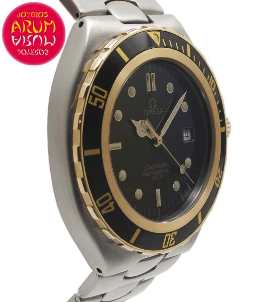 Omega Seamaster Shop Ref. 5390/2015