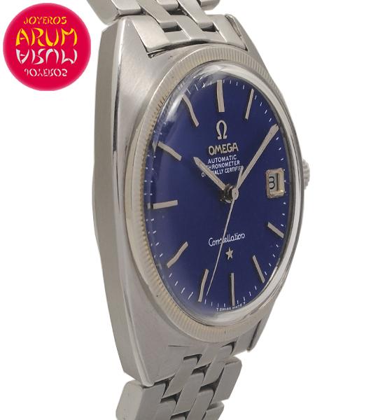 Omega Constellation Vintage Shop Ref. 5432/2057