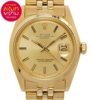 Rolex Datejust Shop Ref. 5335/1960