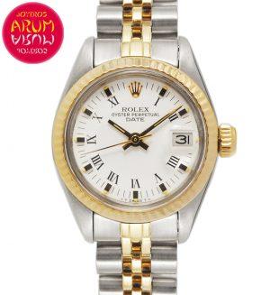 Rolex Date Shop Ref. 5398/2023