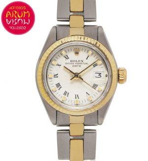 Rolex Date Shop Ref. 5045/1670