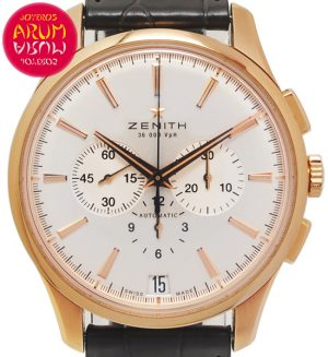 Zenith Captain Shop Ref. 4517/1139