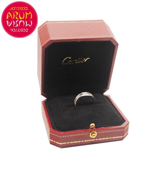 Cartier Love Ring RAJ1529