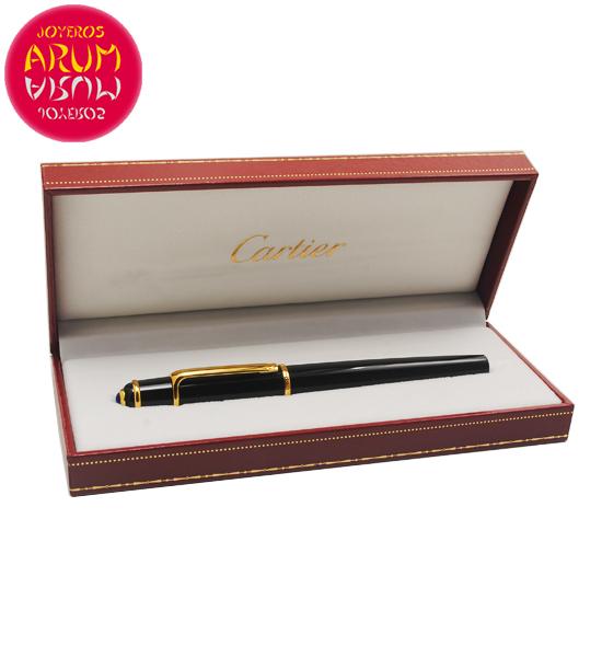 Cartier Diabolo Ballpoint Roller RAJ1506