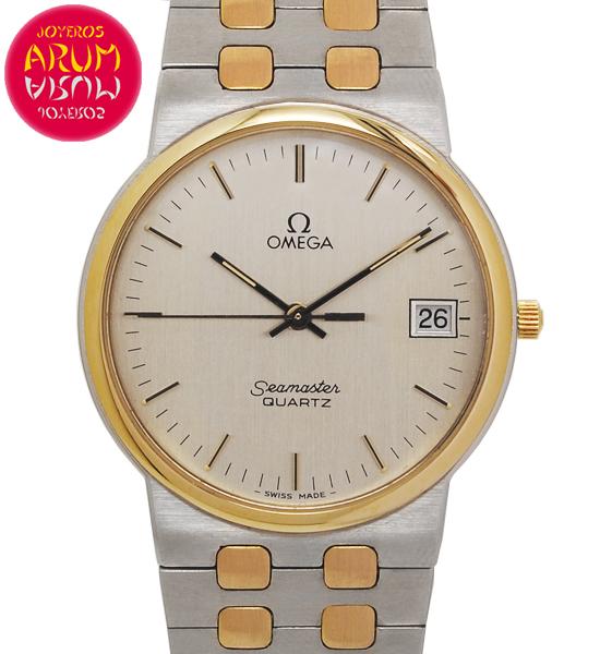 Omega Seamaster Shop Ref. 5436/2061
