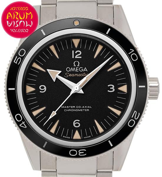 Omega Seamaster Shop Ref. 5484/2109
