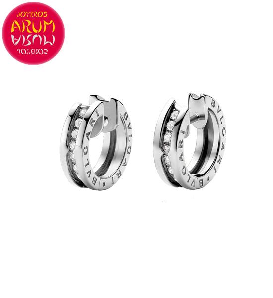 "Bulgari B.Zero1 Earrings Gold & Diamonds RAJ1515 ""SOLD"""