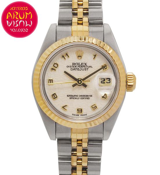 Rolex Datejust Shop Ref. 5427/2052