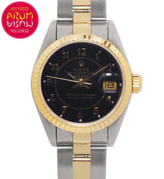 Rolex Datejust Shop Ref. 5428/2053