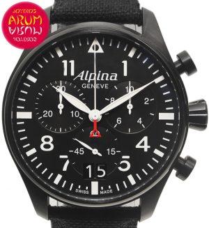 Alpina Startimer Shop Ref. 5464/2089