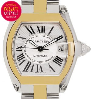 Cartier Roadster Shop Ref. 5516/2141