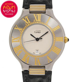 Cartier Must Shop Ref. 5486/2111