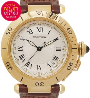 Cartier Pasha Shop Ref. 5514/2139